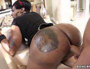 Xnxx mulher negra rabuda trepando